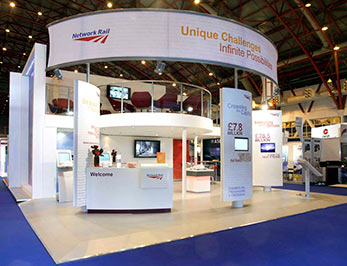 Exhibition Stand Design West Midlands : Exhibition design build nutcracker design marketing ltd