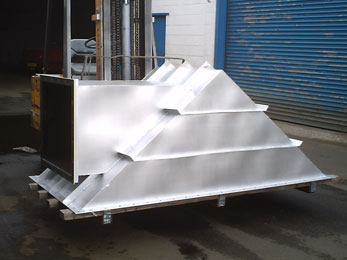 fabricated duct