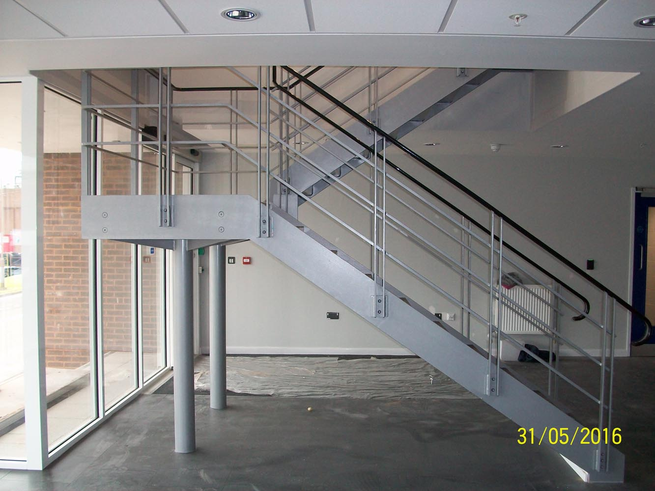 Architectural Steel Staircase ...